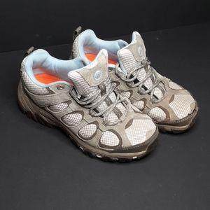 Merrell Aluminum Dream Blue Trail Hiking Shoes
